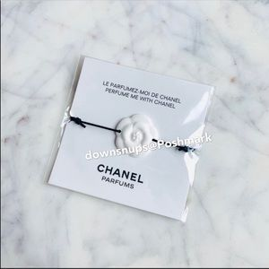 CHANEL classic porcelain camellia scented …